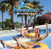 Parc Aquatique Aquasplash Antibes - été 2020