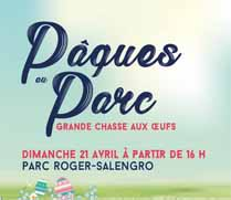Chasse aux oeufs Nevers - dimanche 21 avril 2019