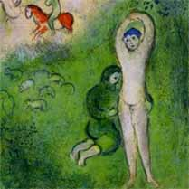 Exposition Marc Chagall et le monde grec - Musée Marc Chagall Nice