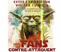 Exposition Paris - Star Wars les fans contre-attaquent