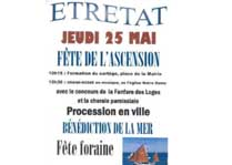 Fête de la mer Etretat Ascension - jeudi 30 mai 2019