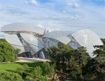 Fondation Louis Vuitton Paris - des collections ambitieuses et bâtiment futuriste