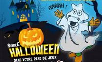 Halloween Royal Kids Macon - le jeudi 31 octobre 2019