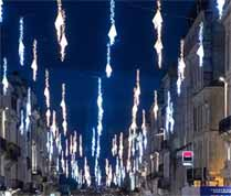 Les illuminations de Noël Bordeaux - Noël 2020
