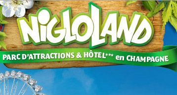 Nigloland - le grand parc d'attractions de Troyes