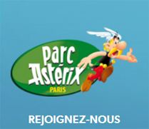 Parc d'attractions Hauts de France - parc Astérix