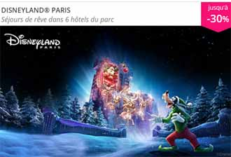 Vente Privée Disneyland Paris Halloween Noël 2018 Hôtels Disneyland Paris